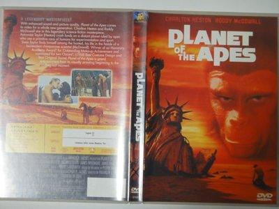 Planet of the Apes 浩劫餘生(科幻經典 決戰猩球 猩球崛起原型 啟發亞果出任務)