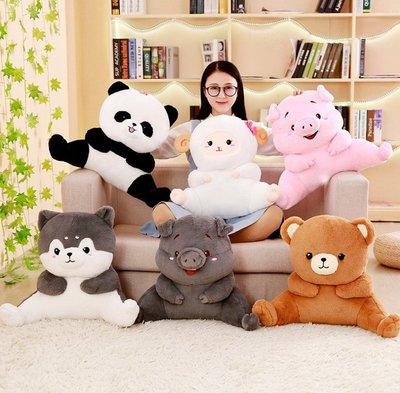 ☆汪汪鼠☆【6款】動物坐墊 靠墊玩偶 ...