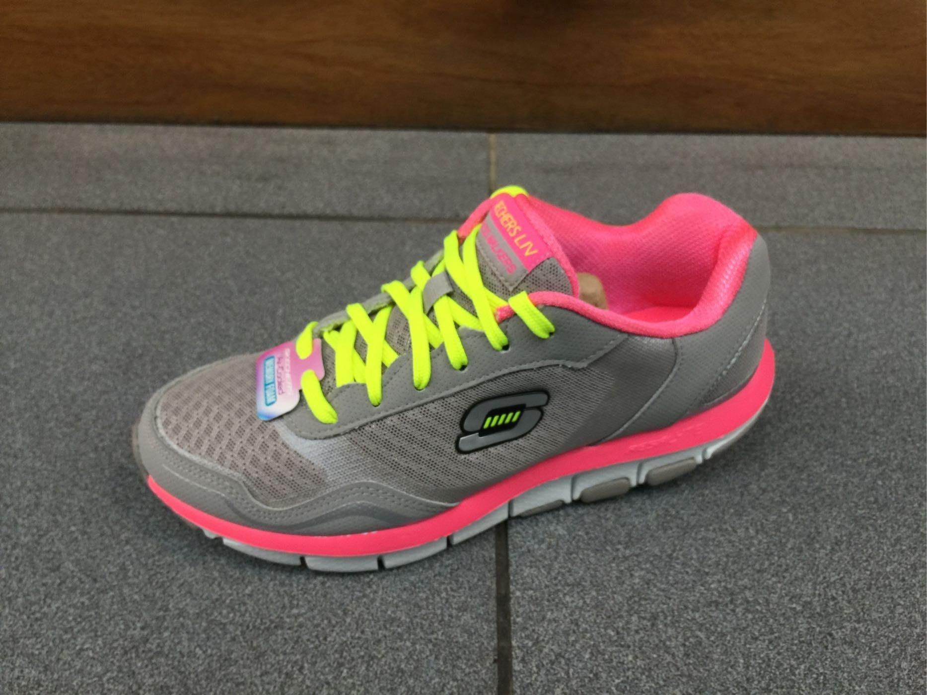 Shoe Bar ] Skechers Liv fitness walkers