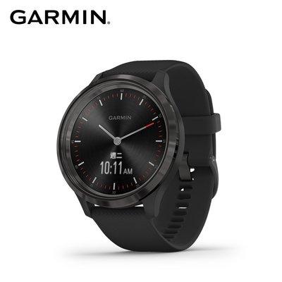 【桃園幸運草】*含稅**附發票*GARMIN vivomove 3 指針智慧腕錶 紐約爵士黑