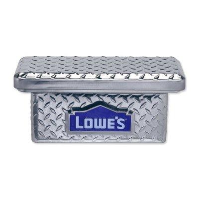 (I LOVE樂多)美國進口 LOWE'S Card Holder 工業立體壓紋造型收納盒/小物盒