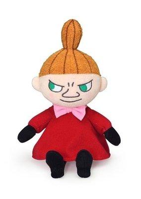 尼德斯Nydus~* 日本正版 嚕嚕米 姆明 Moomin 阿美 小不點 絨毛玩偶 娃娃 約20cm