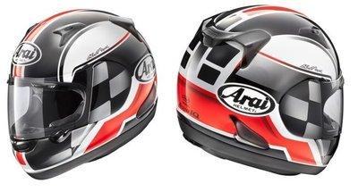 東京快綫!!正日本 ARAI 出品新款全罩安全帽 ASTRO-IQ CONTEST !!稀少原裝品!!免運費!!