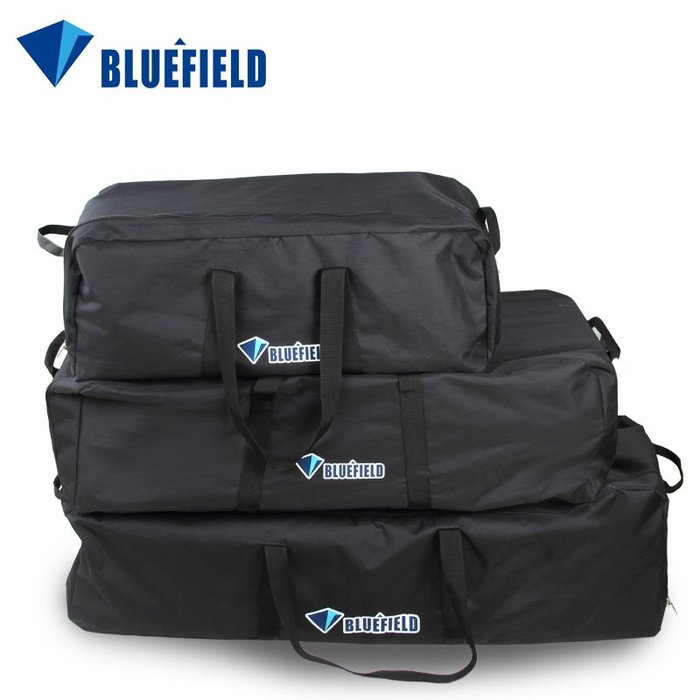 DREAM #-bluefield 戶外野營徒步騎行馱包 大型自駕用品整理收納袋托運袋