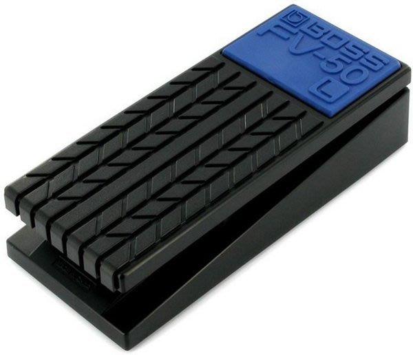 ☆ 唐尼樂器︵☆全新 Boss FV-50L Volume Pedal 鍵盤/立體聲效果器用 音量踏板 FV50L