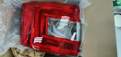 SKODA PARTS 2014年~2016年 OCTAVIA Combi RS 3代 LED尾燈總成 原廠件