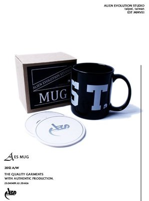 02/ 23 AES 12AW ISSUE - AES MUG 台中市