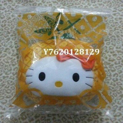 麥當勞 Hello Kitty麥麥幫仲夏農場  陽光鳳梨抱枕