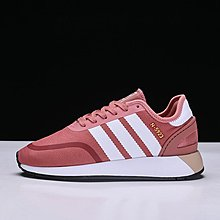D-BOX  ADIDAS ORIGINALS N 5923 休閒 輕便 慢跑鞋 藕粉 AQ0267