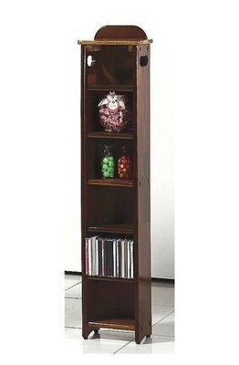 ☆空間藝術生活館☆MN40-01艾依寶CD架 DVD架 書架 書櫃 置物櫃