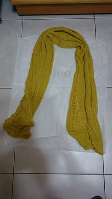 專櫃 Five Pence 五個銅貨 圍巾