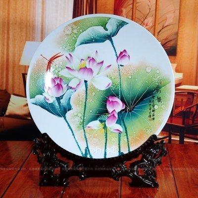 INPHIC-景德鎮 裝飾手繪瓷盤擺飾...