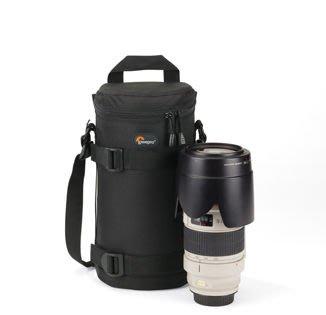 呈現攝影-Lowepro Lens Case 11x26 cm F型 鏡頭套 保護套 鏡頭袋 閃燈袋 70-200mm 小白 580Ex