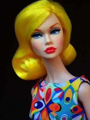 Fashion Royalty Poppy Parker Heads up style檸檬精 大會PP娃娃