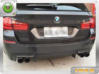 泰山美研社 F1302 BMW F30 328i 排氣管 尾飾管 客製改裝