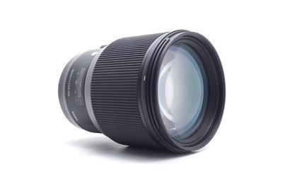 【台中青蘋果】Sigma 85mm f1.4 DG HSM ART for Canon 二手 鏡頭 公司貨 #48505