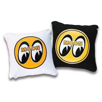 (I LOVE樂多)MOON Eyeball Cushion Cover LOGO抱枕/靠枕 家居車用實用又舒適