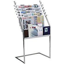 亞毅辦公家具 不鏽鋼書報架 雨傘架 不鏽鋼迎賓柱 不銹鋼圍欄  全省可貨運 不銹鋼製品 可訂製