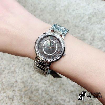 茉莉日韓雜貨卡門美國購LUCIEN PICCARD瑞士盧森皮卡德石英貝母女錶