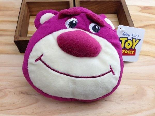 UNIPRO 迪士尼 玩具總動員 Toy Story 熊抱哥 伸縮票卡夾 零錢包 吊飾 日貨