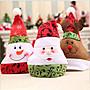 【洋洋小品可愛聖誕帽 聖誕老人 雪人XH2】中...
