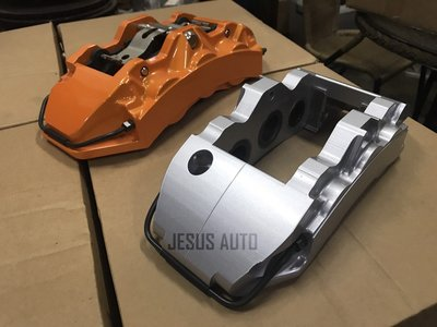 Bmw F10系列 後電子手剎車 專用後四活塞煞車 專業套件 卡鉗 煞車 活塞 碟盤 BREMBO BMW車系 客製化