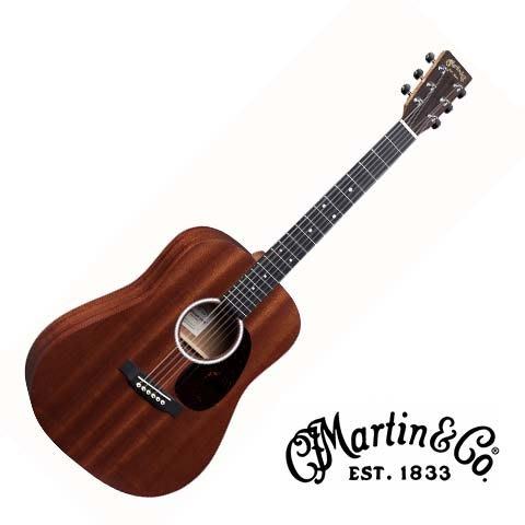【他,在旅行】Martin DJR10 38吋 沙比利木 全單板 旅行吉他 小吉他 民謠吉他