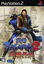 【二手商品】PS2 戰國BASARA2 英雄外傳 日文版 (書盒非此遊戲封面)【台中恐龍電玩】