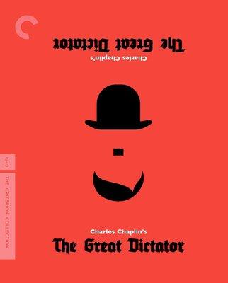迷俱樂部|大獨裁者 [藍光BD] 美國CC標準收藏 The Great Dictator 卓別林 Criterion