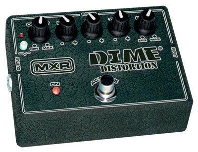 《民風樂府》Dunlop MXR DIME DD11 電吉他 破音效果器 附原廠變壓器