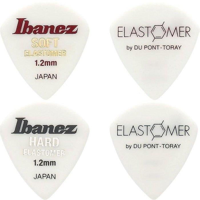 Ibanez Elastomer Pick 匹克 彈性材質 日本製 - 【黃石樂器】