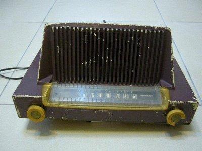 早期收音機(2)~~美國 飛歌 真空管~~STANOARO BROADCAST~~PHILCO