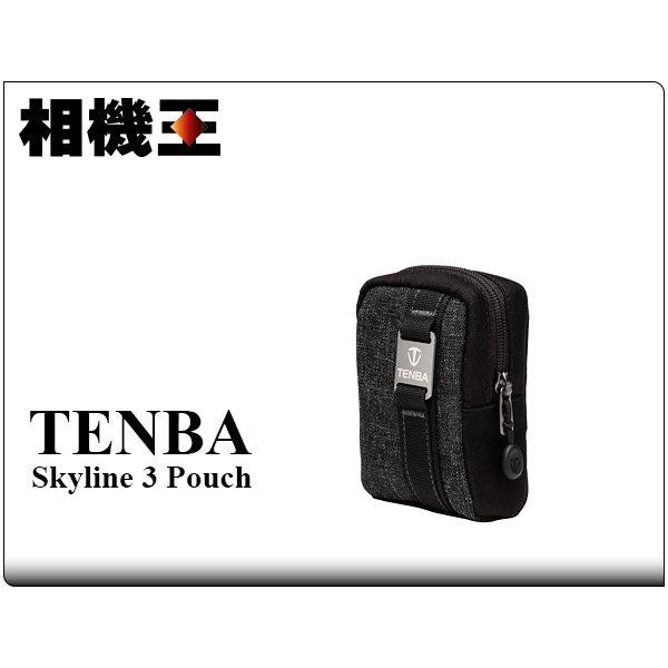 ☆相機王☆Tenba Skyline 3 Pouch 相機包 黑色 (4)