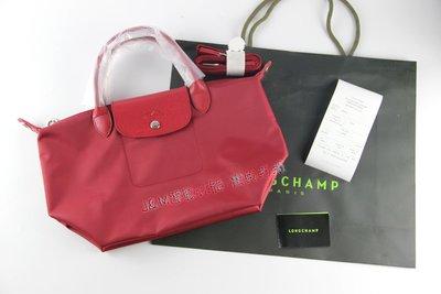 法國正品LONGCHAMP LE PLIAGE NEO 1515578 1512578 短把加厚款斜背包手提包