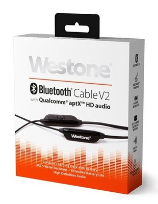 Westone MMCX Bluetooth Cable WBT V2