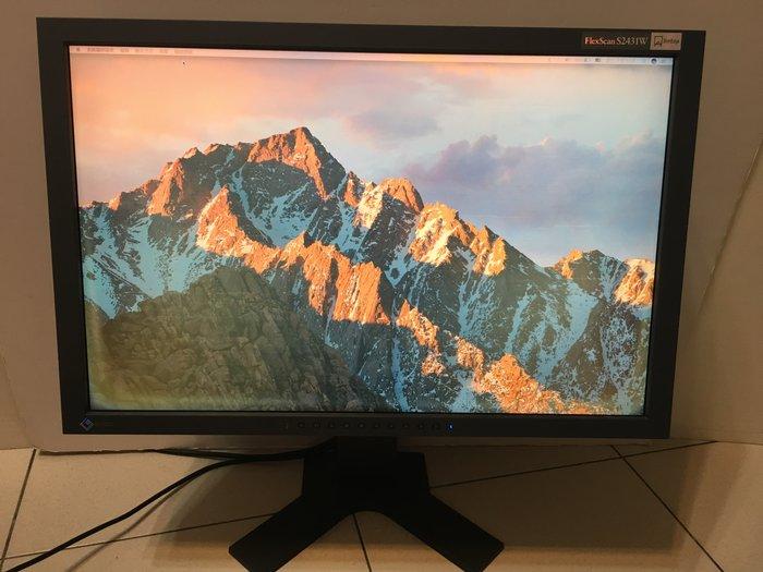 EIZO 24吋螢幕顯示器 偏光膜維修更換 2800元起