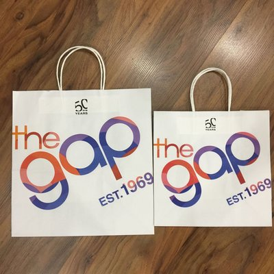 GAP紙袋(50週年慶)