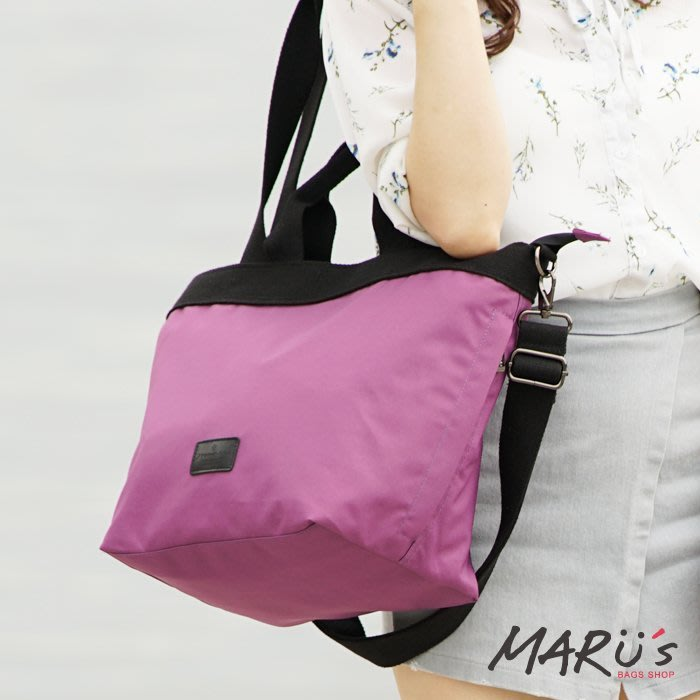 MARU`S BAGS SHOP Life 三用水餃造型包 [LG-822-Li-W] 媽媽包收納袋 日系水餃包