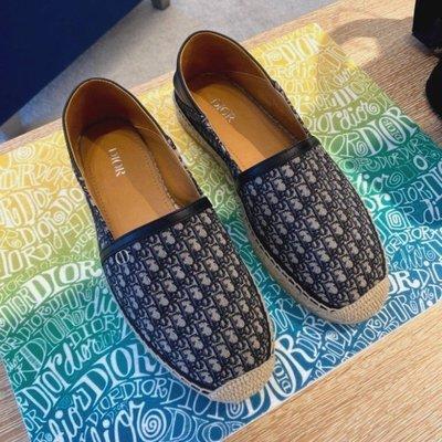 【Mark美鋪】DIOR LOGO 漁夫鞋