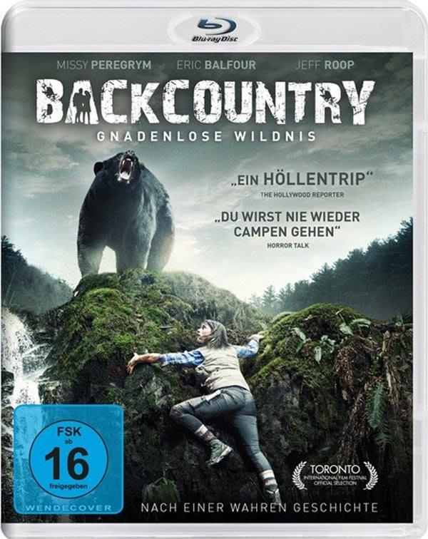 【藍光電影】荒野/絕境求生 Backcountry (2014) 本片根據真實事件改編 多倫多電影節 75-048