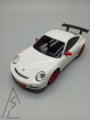 阿莎力 1/24 保時捷 遙控車 911 PORSCHE 911 GT3 RS 遙控汽車遙控車 非M3 M4 GTR