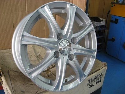 13吋(403)鋁圈+13吋輪胎~適用:MARCH.SOLIO.PRZ.TERCEL.MATIZ(完工價)WEDS KH