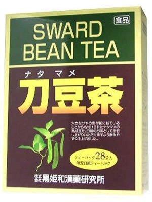 日本熱銷【黒姫和漢薬研究所】刀豆茶 28包