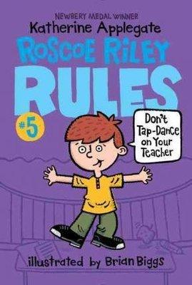 *小貝比的家*#5 DON'T TAP DANCE ON YOUR TEACHER/平裝/7~12歲