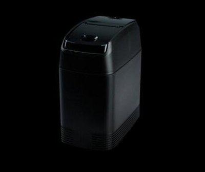 【優上】日本快美特車用垃圾桶汽車用車載垃圾桶車用垃圾箱車用垃圾桶「CSZ350 亮黑蓋子」