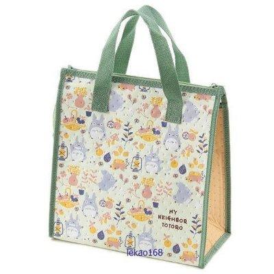 崎駿龍貓貓Totoro2020年保溫保冷不織布手提袋野餐袋便當袋[ 日本新上市 ]