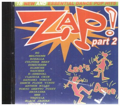 新尚唱片/ ZAP PART2 二手品-01383738