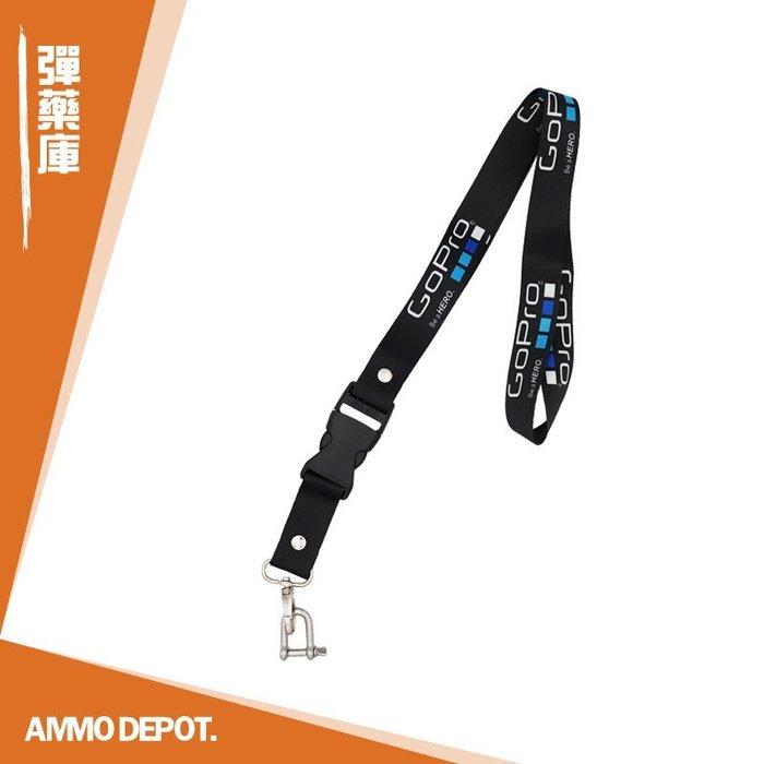 【AMMO彈藥庫】 GoPro Action sjcam 小蟻 山狗 運動相機 配件 多功能 頸掛繩 吊繩 DF-H07