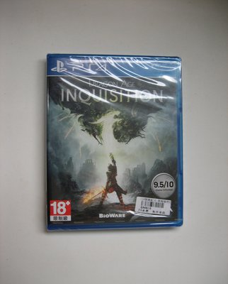 全新PS4 闇龍紀元:異端審判 英文版 Dragon Age : Inquisition
