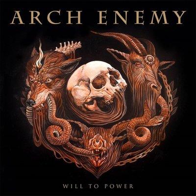 【搖滾帝國】 ARCH ENEMY / Will To Power